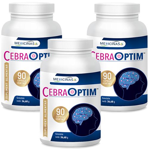 CebraOptim 3 buc